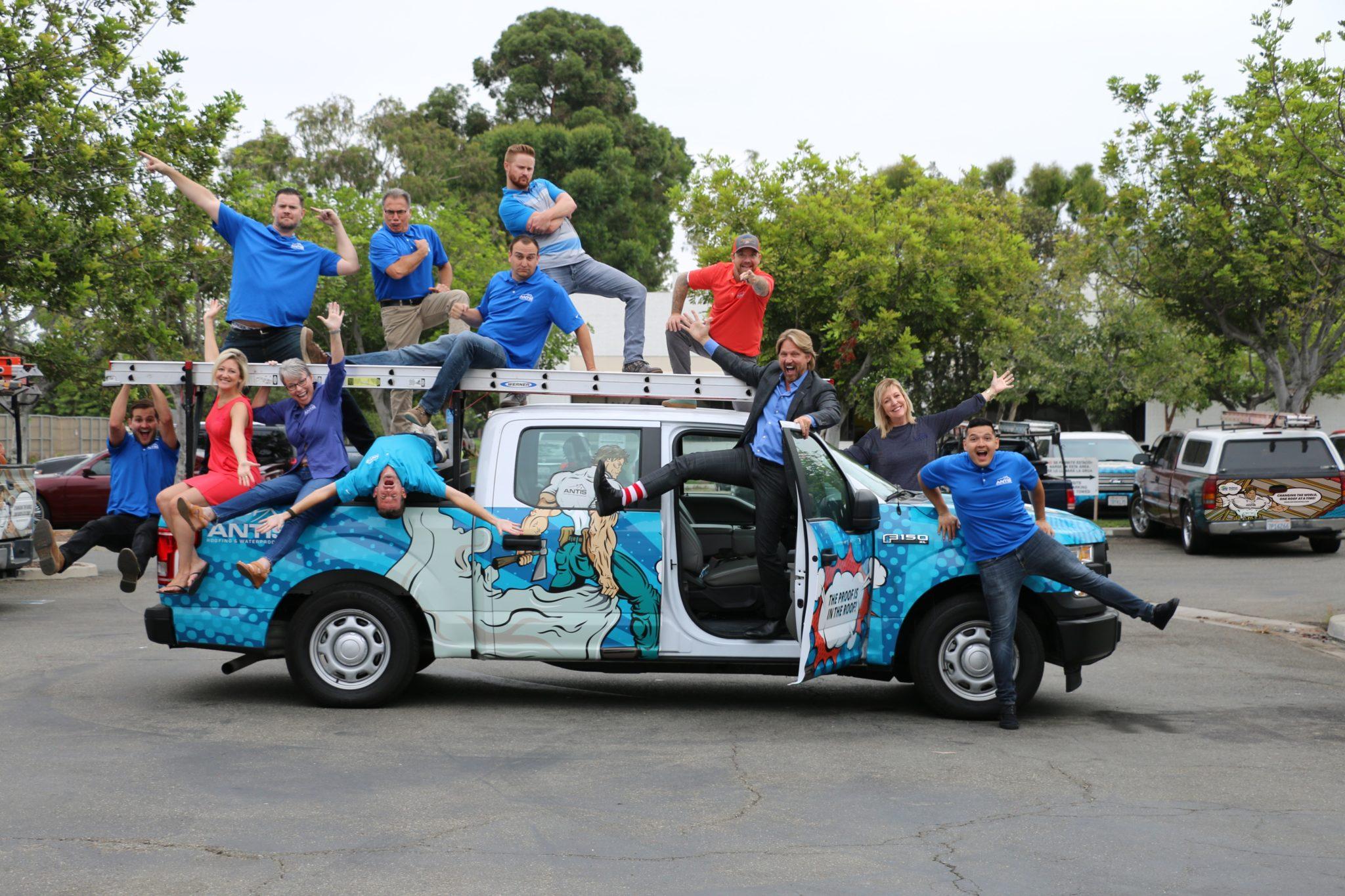Antis Roofing & Waterproofing celebrates 30 years in business