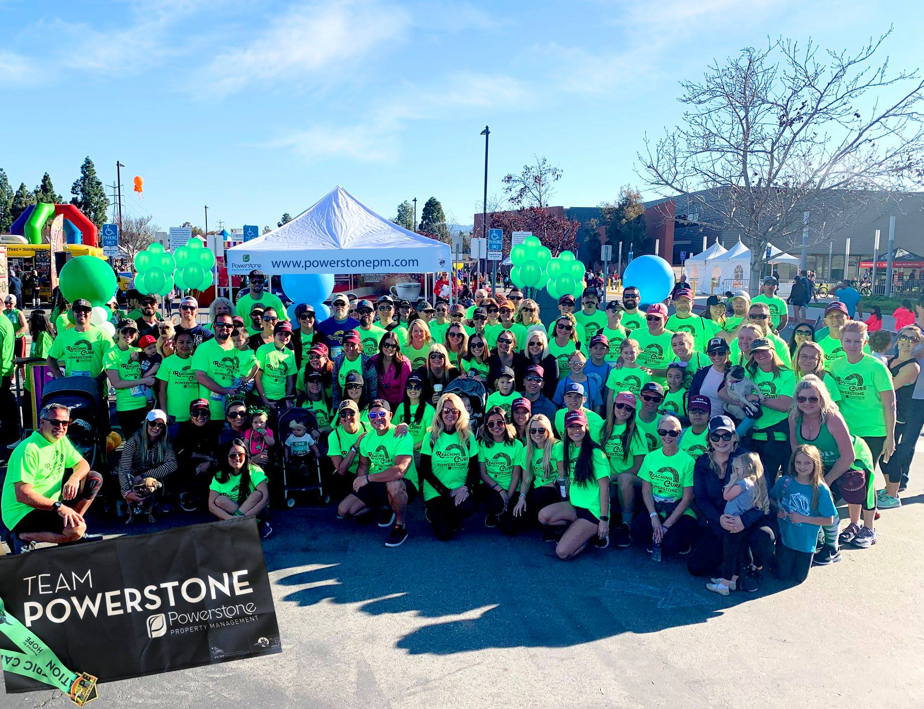 Powerstone raises $83,000 for kids cancer