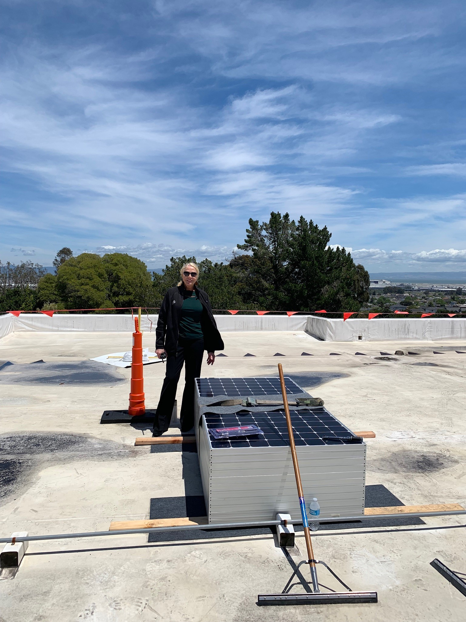 Shelter Creek Condominiums offsets carbon footprint with solar project