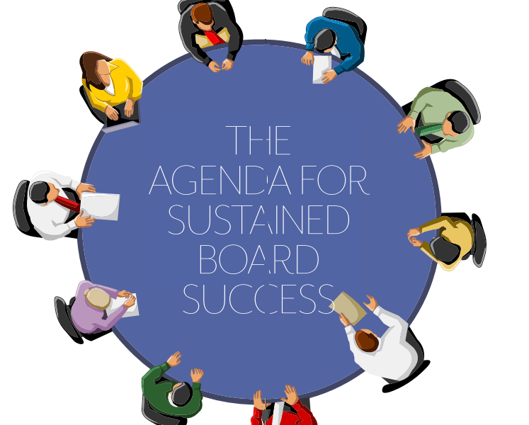 The Agenda for Sustained Board Success
