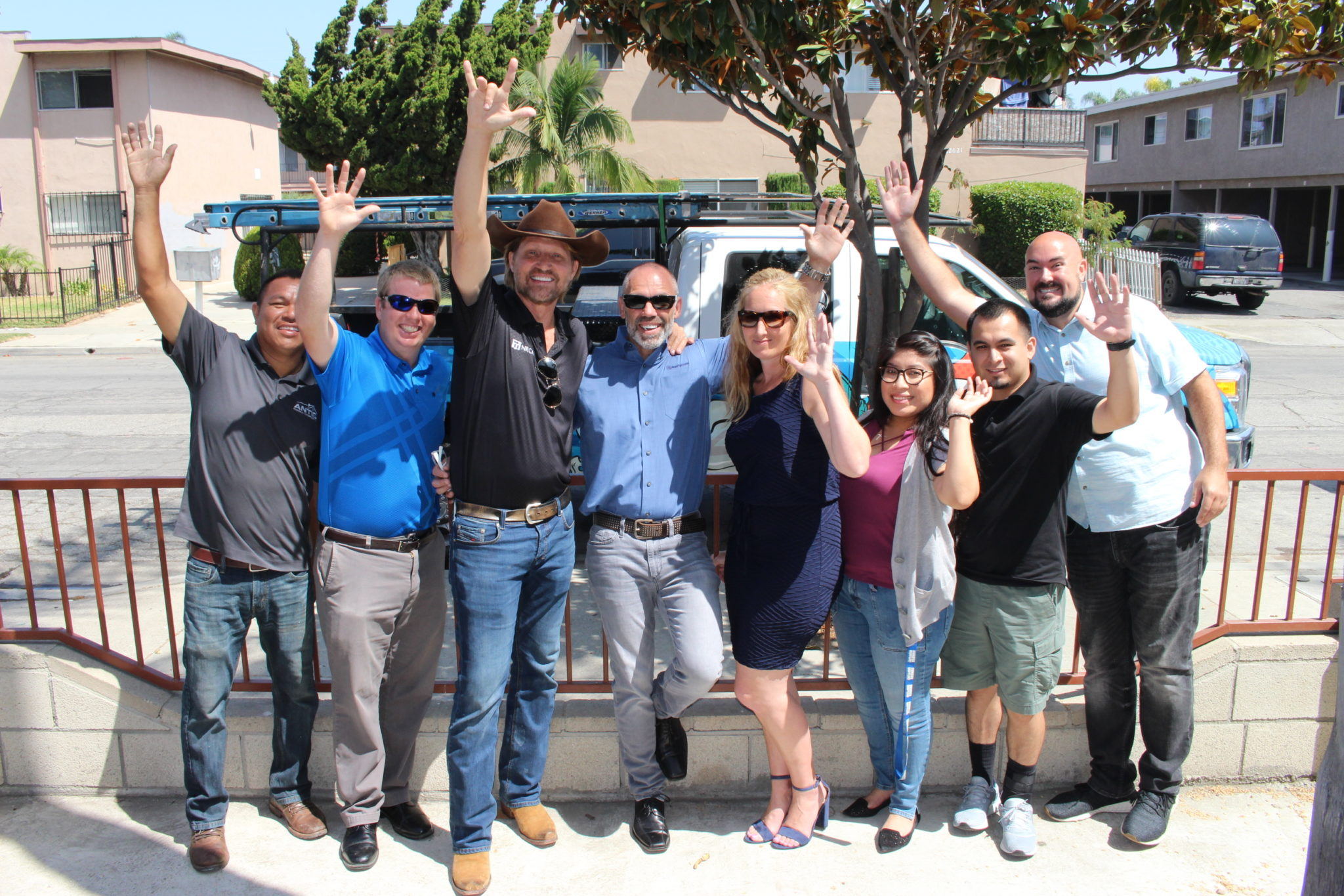 IB Roof Systems, Antis donate roof to local nonprofit