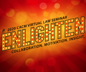 CACM Brings Professionals Together For The Largest Virtual Law Seminar for the California Community Management Industry
